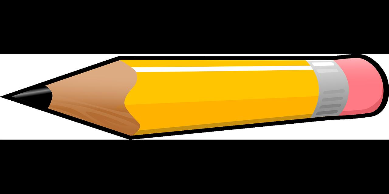 ołówek w inkscape