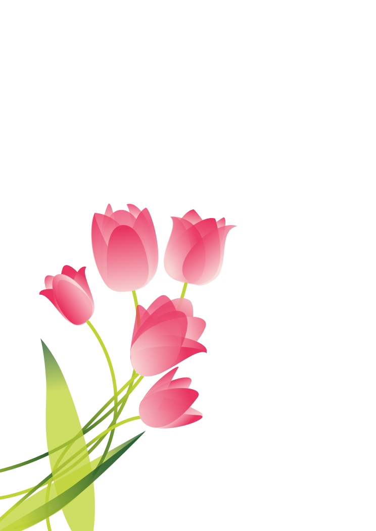 Kwiatki wiosenne 2 projekt freelancer