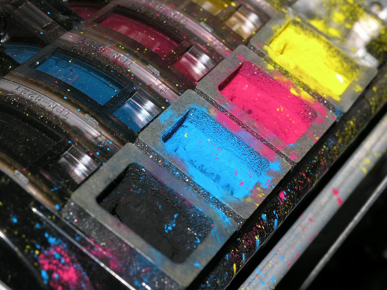 Do czego sluży RGB, a do czego CMYK?