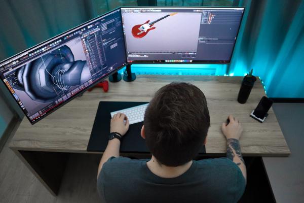 Nowe umiejętności dla freelancerów - grafika 3D