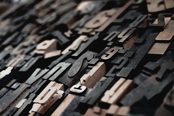 Jak wybrać pierwszy program do projektowania graficznego - typografia