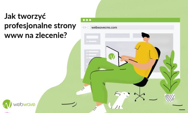 Jak tworzyć profesjonalne strony www na zlecenie?