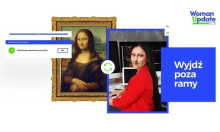 Akcja #WomanUpdate: kompetencje cyfrowe nie tylko dla freelancerek