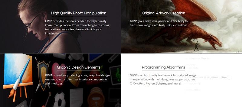 Darmowe alternatywy dla Photoshopa dla początkujących grafików - GIMP