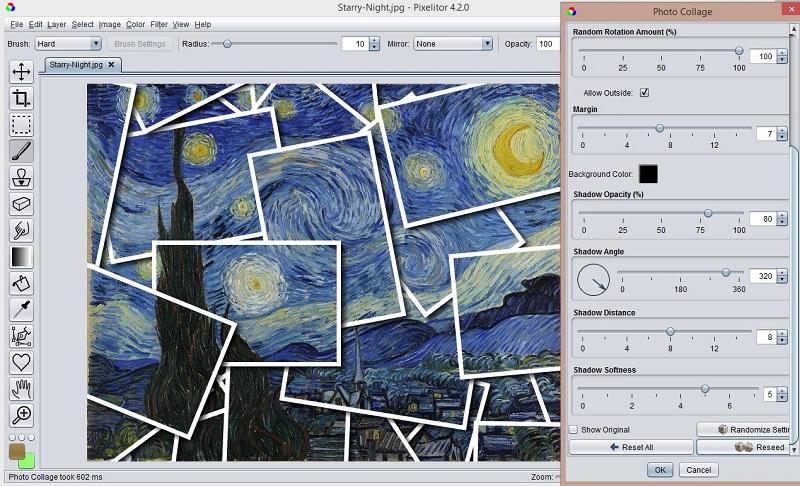 Darmowe alternatywy dla Photoshopa dla początkujących grafików - Pixelitor