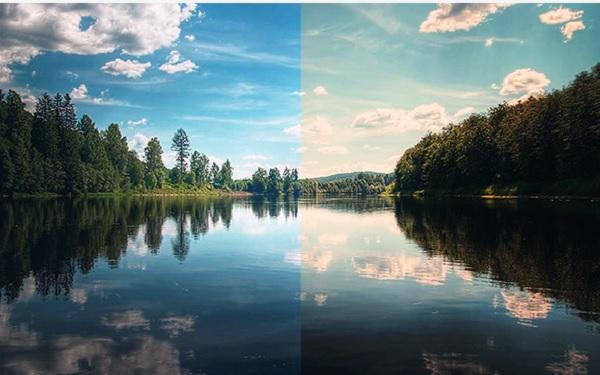 Darmowe akcje Photoshop dla początkujących grafików - GEO