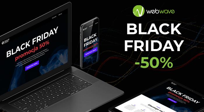 Black Friday z WebWave