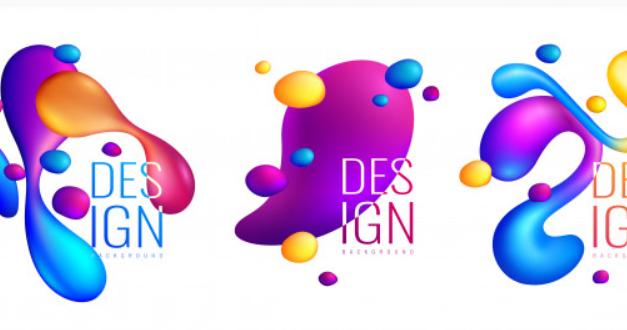 7 inspirujących trendów w projektowaniu graficznym 2021 + tutoriale